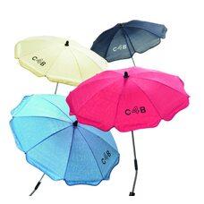 Зонт PARASOL PLAIN FABRIC Голубой Chic4baby