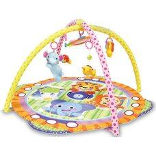 Игровой коврик Сафари 93*93 Lorelli