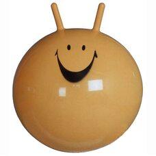 Мяч-прыгун 45см желтый