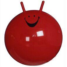 Мяч-прыгун 55см красный
