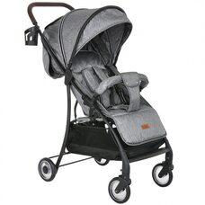Прогулочная коляска LIBRO Grey Metallic Серый металлик PITUSO