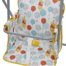 Качели Polini kids Disney baby Медвежонок Винни Чудесный день желтый