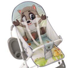 Детский стул для кормления с перекидной столешницей ЕНОТ BAMBOLA