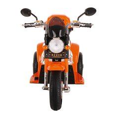 Электро-Мотоцикл PITUSO MD-1188 Orange/ Оранжевый 6V/4Ah*1 колеса пластик
