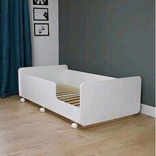 Кровать Подростковая MATEO Белый 164,2*88,2*50 PITUSO